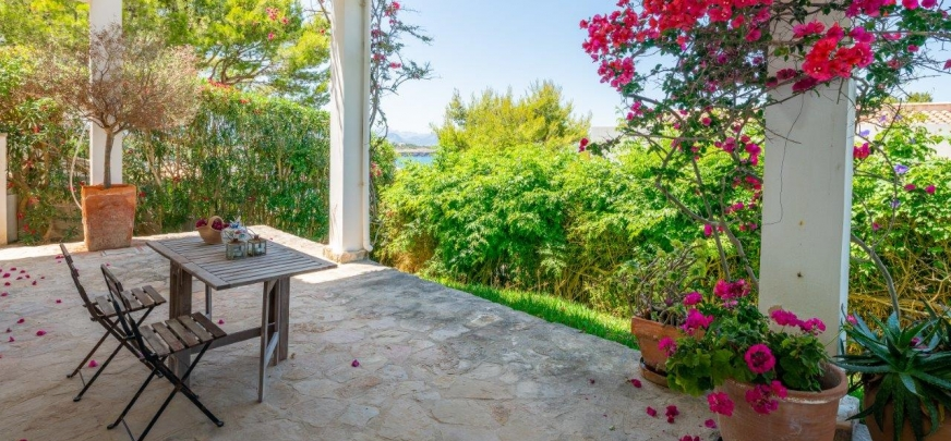 Beautiful chalet in Alcudia, elevated and privileged location offering spectacular views